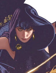 Raven Detail by AdamHughes