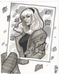 Gwen Stacy by AdamHughes