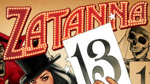 Zatanna 13 Teaser by AdamHughes
