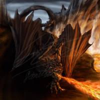 Dragon by QT-Star
