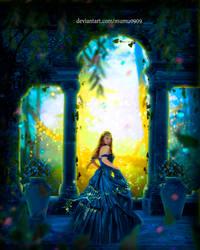 Magic Queen by mumu0909