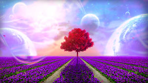 Mystic Tree by mumu0909