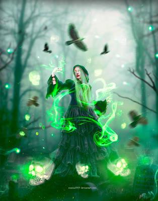 The Witch by mumu0909