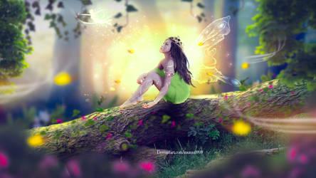 Forest Magic by mumu0909