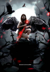Darkness Angel by mumu0909