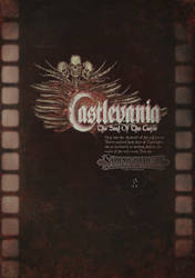 Castlevania: The Seal of The Curse is released. by LegsHandsHead