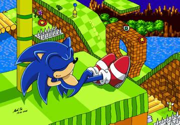 Happy Birthday, big guy... by Rapid-the-Hedgehog