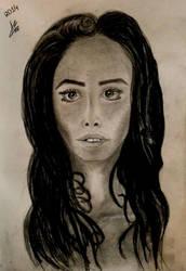 Kaya Scodelario (Effy) by Annzig