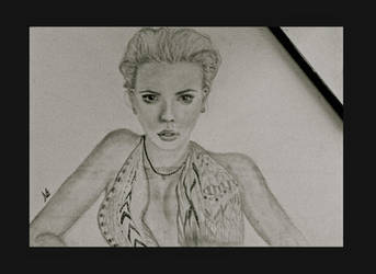 Scarlett Johansson II by Annzig