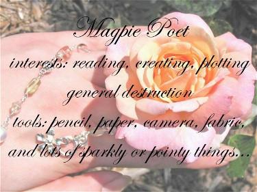 magpie-poet's Profile Picture