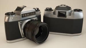 EXA 1b camera by llMarcos