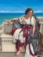 Helen of Troy by dani-lachuk