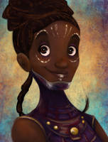 Shuri by Grace-Dupre
