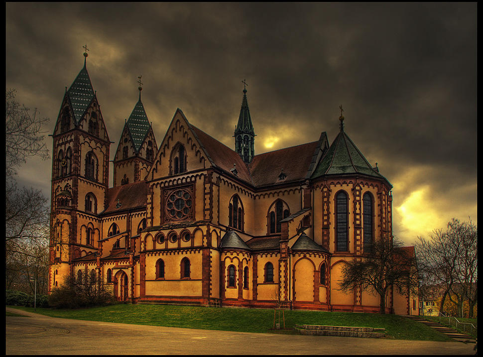 church Hdr by SanMigu3l