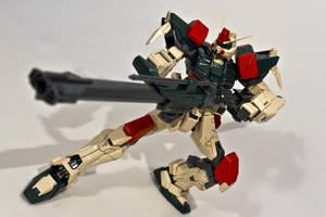 MG 1/100 GAT-X103 Buster Gundam by aryss-skahara