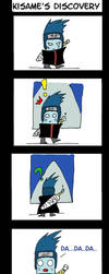 Kisame's Discovery by BloodlustBakura