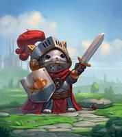 Battlecat_3 by enterry