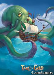 Kraken by enterry
