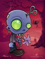 zombie jr by fizzgig