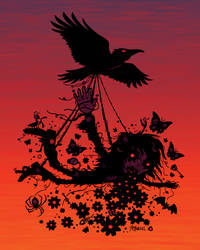 Strange Trip Through The Sky by fizzgig