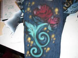 Alice in Wonderland Sleeve 2 by BankyOne