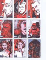 Star Wars Galaxy 6: Series 7 by BankyOne