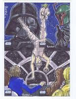Star Wars Galaxy 6: Series 16 by BankyOne