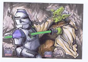 Star Wars Galaxy 7-12 by BankyOne