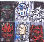 Star Wars Galaxy 7-16 by BankyOne