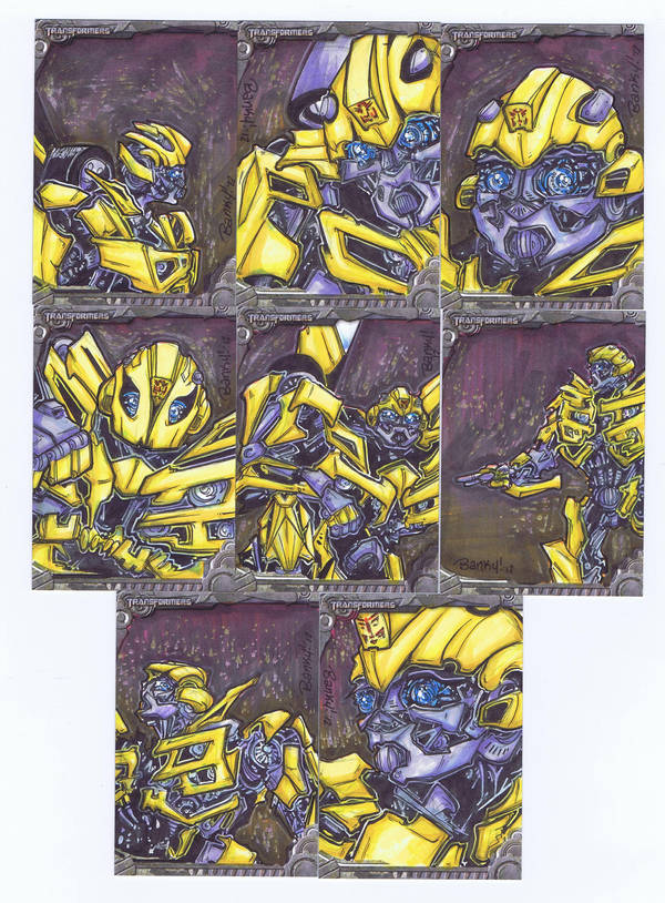 Transformers: Bumblebee by BankyOne