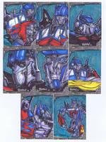 Transformers: Optimus Prime by BankyOne