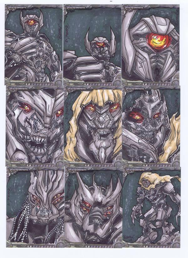 Transformers: Decepticons by BankyOne