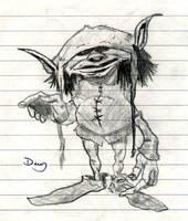 goblin by asesinocereal