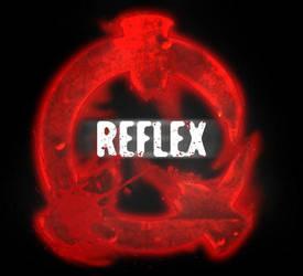 Reflex FPS logo decorated by mikemartin1200