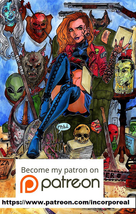 Patreon Slayer by GoblinGrimm1