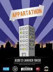 Appartathon Nancy 2013 by Cyberplix