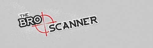 The Bro Scanner logo by Cyberplix