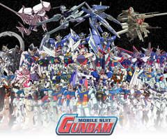 Gundam Collection by Dizzy612
