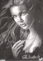 + Keira Knightley by jessie145