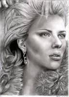 + Scarlett Johansson by jessie145