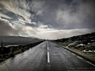 Mountain Road by Torkhelle