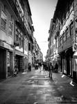 Busy Street by Torkhelle