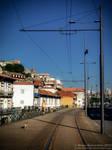 The Tram Line Color by Torkhelle