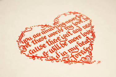 Heart by BeAino