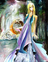 Cinderella by kathemo