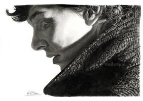 Sherlock - Benedict Cumberbatch by MeikeZane