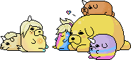Cute Time by Dayeer-kun