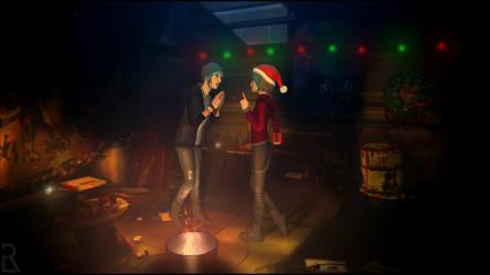 LiS - We Wish You a Hella Christmas! by Ezekh