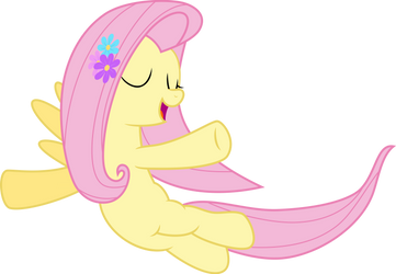 Fluttershy is best singer! by MacTavish1996