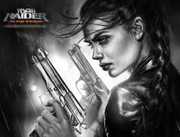 Tomb Raider: Angel of Darkness - Lara Croft by Inna-Vjuzhanina